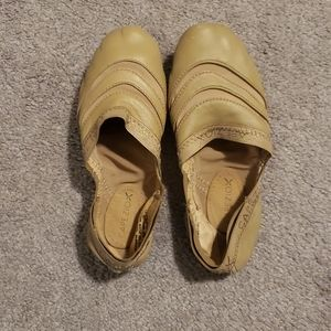 Capezio Leather Slippers